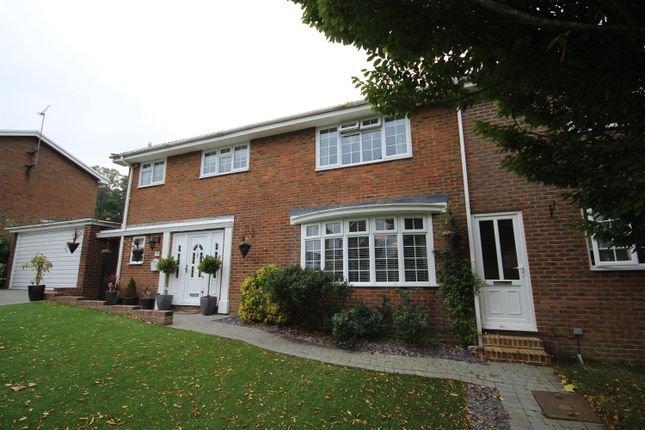 Thumbnail Detached house for sale in Garden Wood Road, East Grinstead
