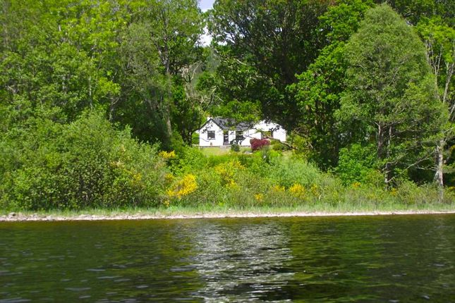 Thumbnail Lodge for sale in Port Clair, Invermoriston