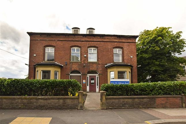 Thumbnail Property for sale in Oldham Road, Royton, Oldham