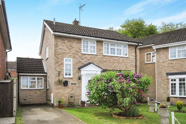 Thumbnail Detached house for sale in Pound Bank Close, West Kingsdown, Sevenoaks
