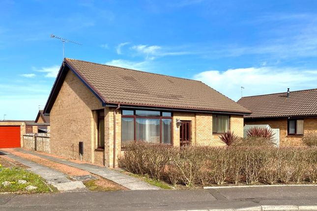 Thumbnail Detached bungalow for sale in Campbell Drive, Troon
