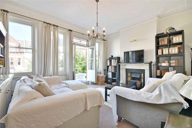 Thumbnail Flat to rent in Streatley Road, Brondesbury