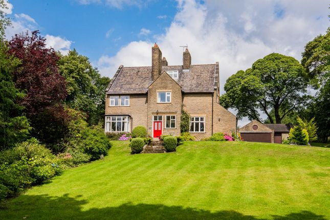 Thumbnail Detached house for sale in The Old Vicarage, Greens Arms Road, Chapeltown Road, Bolton