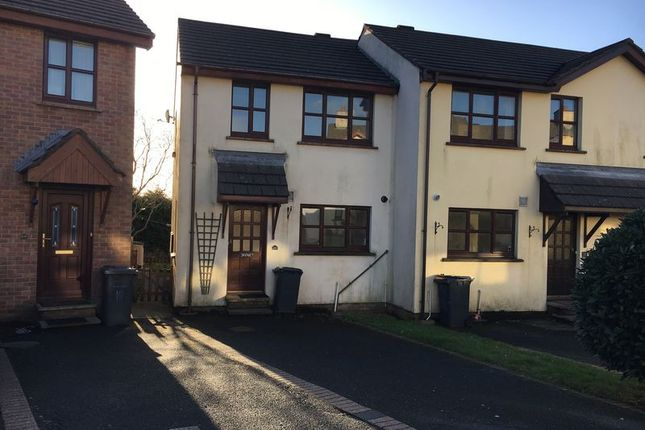 Thumbnail Terraced house to rent in Heather Lane, Abbeyfields, Douglas, Isle Of Man