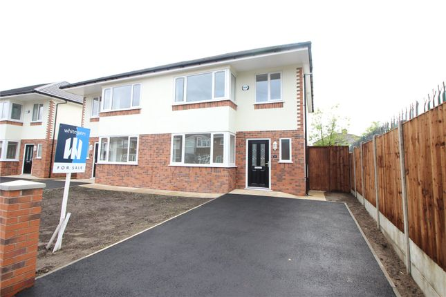 Thumbnail Semi-detached house for sale in Lingmell Road, Liverpool, Merseyside