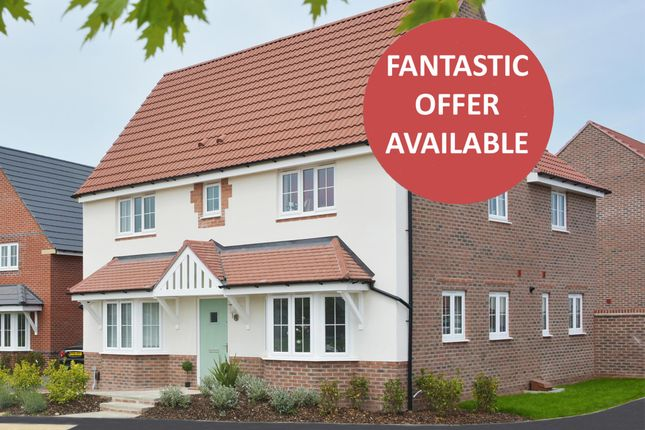 """Thumbnail Detached house for sale in """"Willoughby"""" at Hollygate Lane, Cotgrave, Nottingham"""