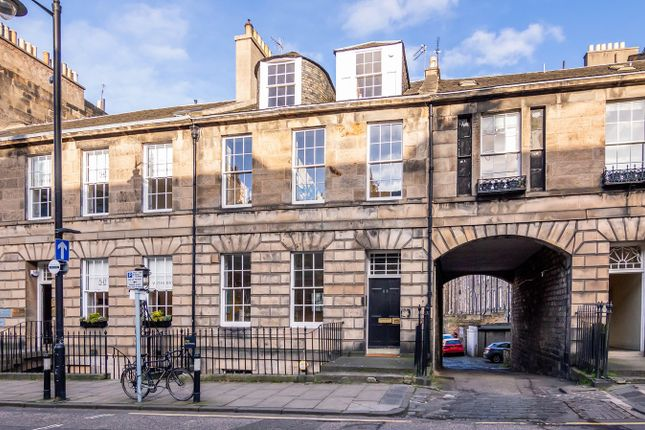 Thumbnail Flat for sale in Stafford Street, New Town, Edinburgh