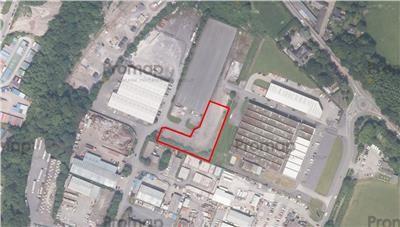 Thumbnail Land for sale in Land B, Gateway Park, Llandegai Road, Bangor, Gwynedd