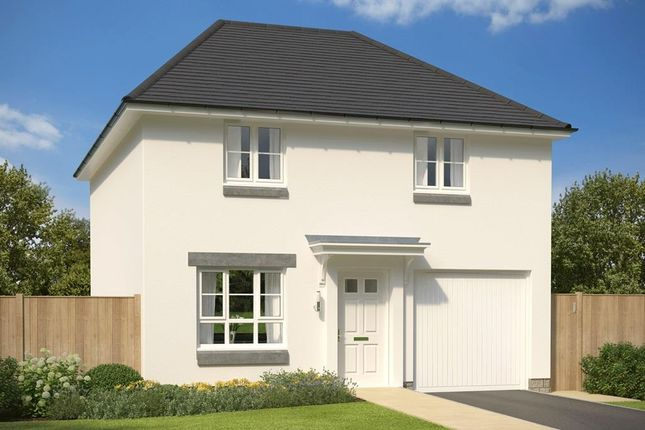 "Thumbnail 4 bedroom detached house for sale in ""Glenbuchat"" at Inverurie"