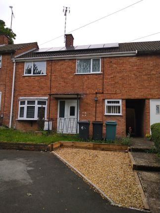 Thumbnail Terraced house to rent in Dale End, Nuneaton