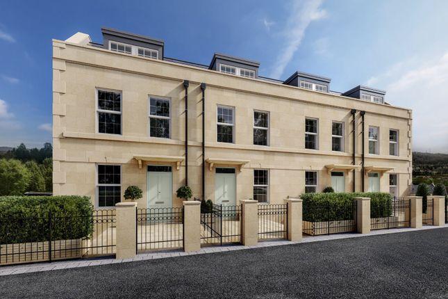 Thumbnail End terrace house for sale in London Road West, Bath