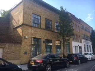 Thumbnail Office for sale in Unit A, Whitacre Mews, London