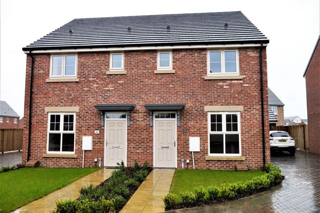 Thumbnail Property to rent in Louisa Close, Elba Park, Shiney Row