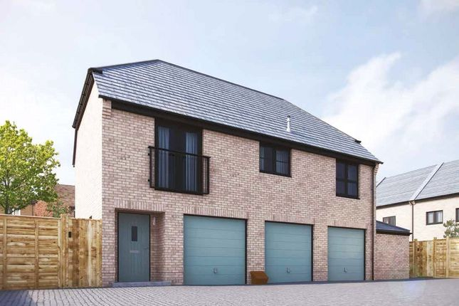 Thumbnail Flat for sale in The Grange, Pembers Hill Park, Mortimers Lane, Fair Oak