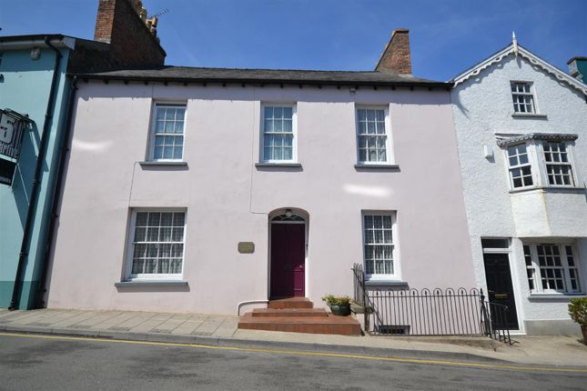 Thumbnail Terraced house for sale in Main Street, Fishguard