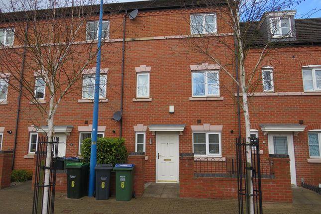 Thumbnail Semi-detached house for sale in Barrett Street, Edgbaston, Birmingham