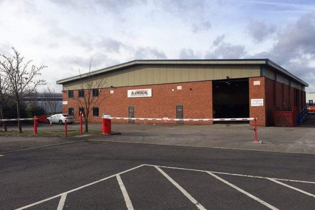 Thumbnail Light industrial to let in 1 Riverside Court, Pride Park, Riverside Road, Derby