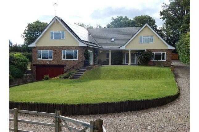 Thumbnail Detached house for sale in Upper Bourne End Lane, Bovingdon, Hemel Hempstead