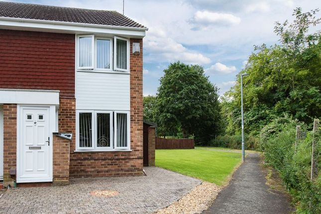 End terrace house for sale in Upper Abbotts Hill, Aylesbury