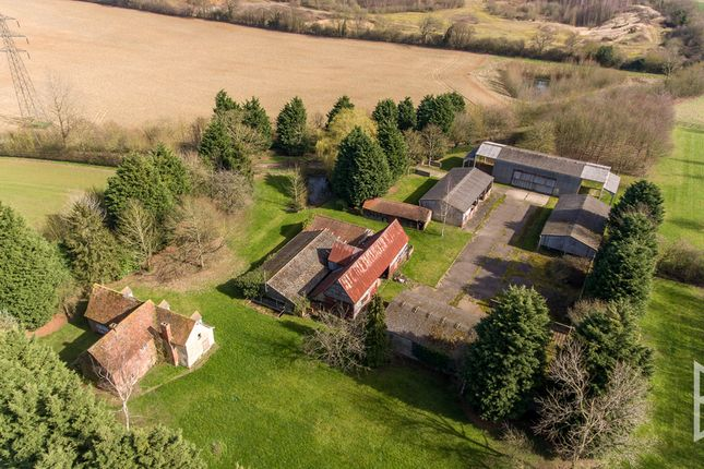 Thumbnail Land for sale in Popes Green Lane, Layham, Hadleigh