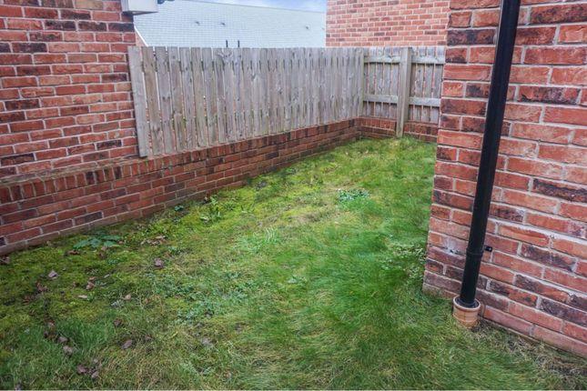 Rear Garden of Oak Park Lane, Leeds LS16