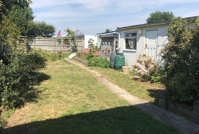 Rear Garden of Westham Drive, Pevensey Bay, Pevensey BN24