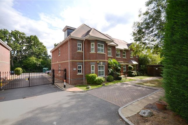 Thumbnail Flat for sale in Tudor Court, London Road, Windlesham