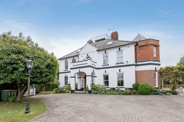 Thumbnail Detached house for sale in Church Street, Crondall, Farnham