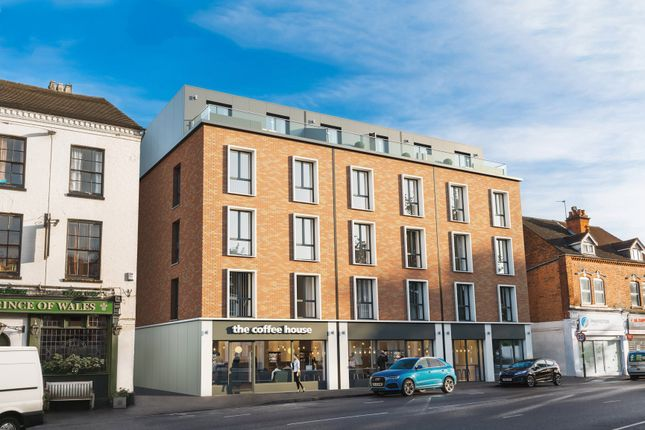 Thumbnail Flat for sale in Salisbury Chambers, Alcester Road, Moseley, Birmingham