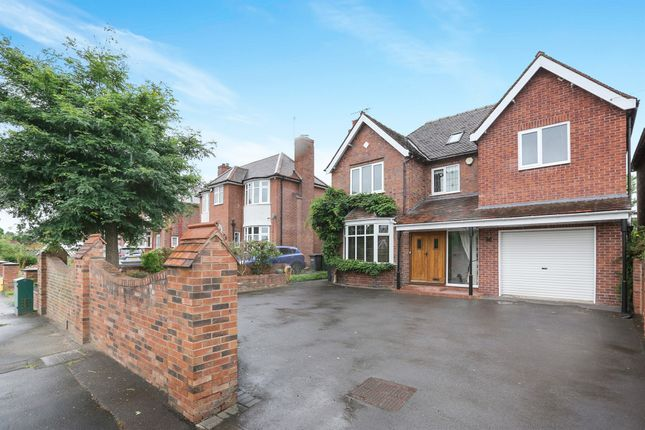 Thumbnail Detached house for sale in Chester Road South, Kidderminster
