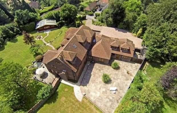 Thumbnail Detached house for sale in Upper Nash House, Nutbourne Lane, Nutbourne, Pulborough