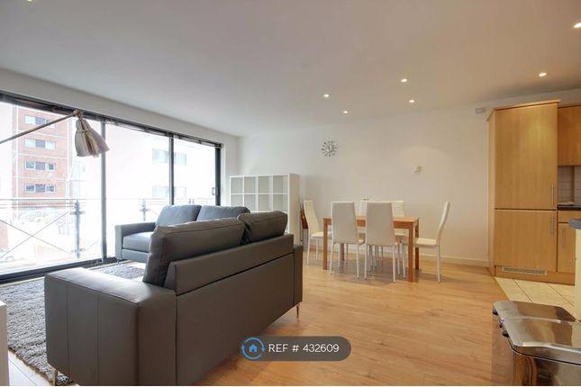 Thumbnail Flat to rent in Ocean Wharf, London