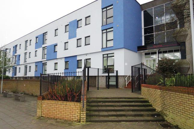 Thumbnail Studio for sale in Skyline House, Swingate, Stevenage