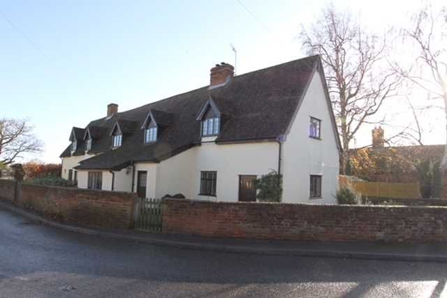 Thumbnail Cottage for sale in Corner House, Orford Road, Tunstall