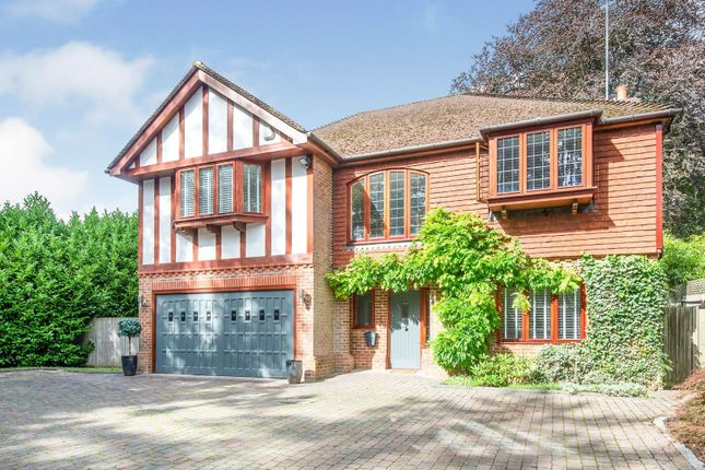 Front View of Highlands Road, Leatherhead KT22