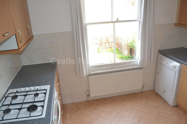 Thumbnail Property to rent in Leighton Road, Northfields, London.