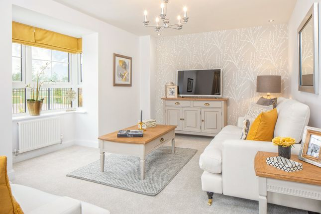 "Thumbnail End terrace house for sale in ""Hesketh"" at Walnut Close, Keynsham, Bristol"