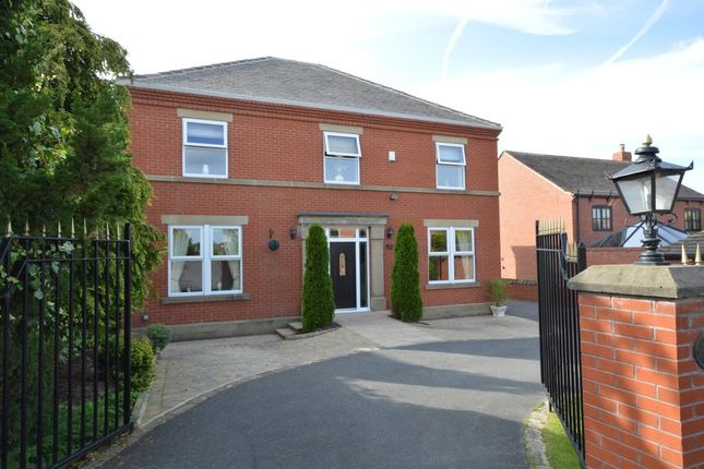 Thumbnail Detached house for sale in The Old Woodyard, Stocksmoor Road, Midgley