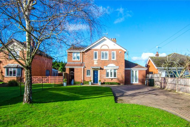Detached house for sale in Malvern Road, Powick, Worcester