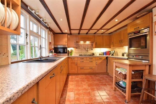 Thumbnail Detached house for sale in Norwood Hill, Norwood Hill, Surrey
