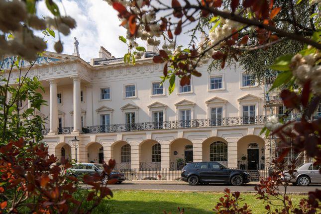 Thumbnail Terraced house for sale in Hanover Terrace, Regent's Park, London