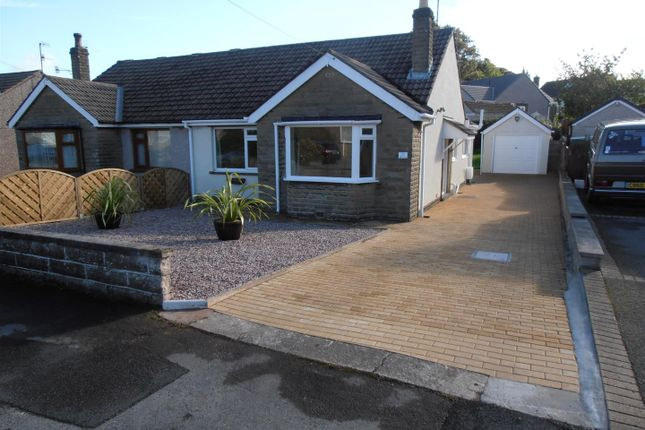 Thumbnail Semi-detached bungalow to rent in Manor Road, Slyne, Lancaster