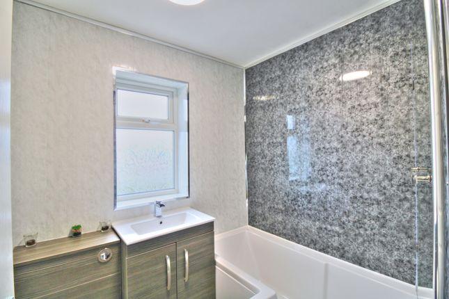 Bathroom of Queensport Close, Stockton-On-Tees TS18