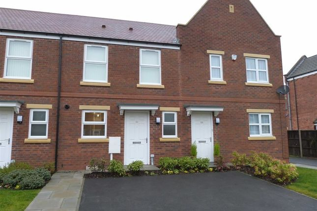 Thumbnail Terraced house to rent in Church Drive, Mansfield, Nottinghamshire
