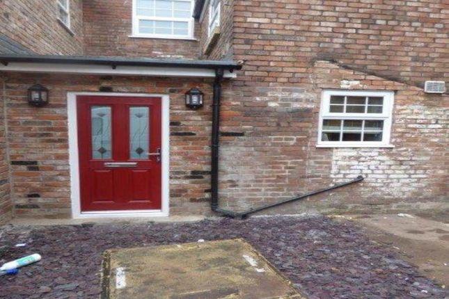 Thumbnail Flat to rent in Cairo Street, Warrington