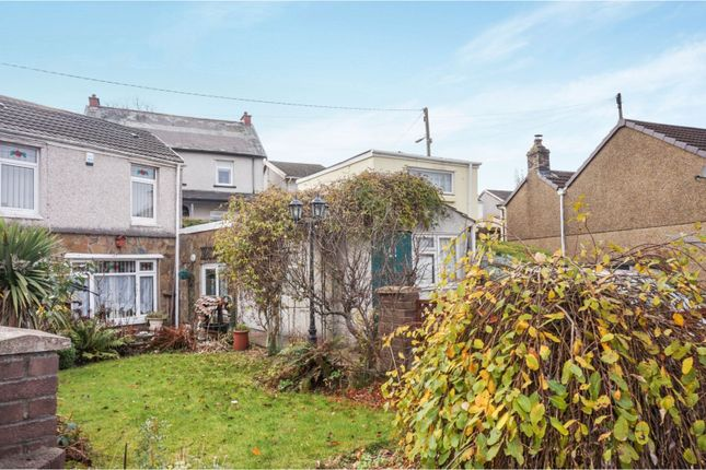 Thumbnail Semi-detached house for sale in Tramway, Aberdare