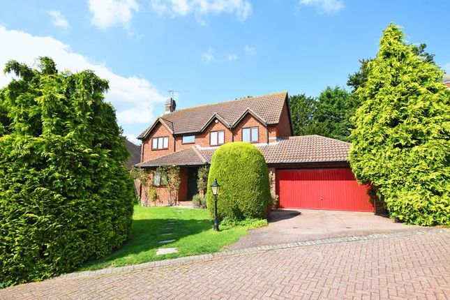 Thumbnail Detached house for sale in Greenfield Drive, Ridgewood, Uckfield