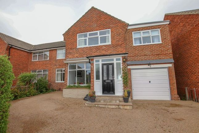 Thumbnail Semi-detached house for sale in Hob Hill Close, Saltburn-By-The-Sea