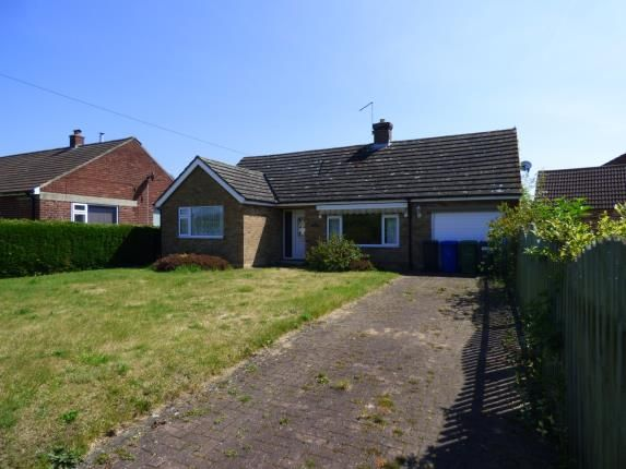 Thumbnail 2 bed bungalow for sale in High Street, Fiskerton, Lincoln, Linconshire