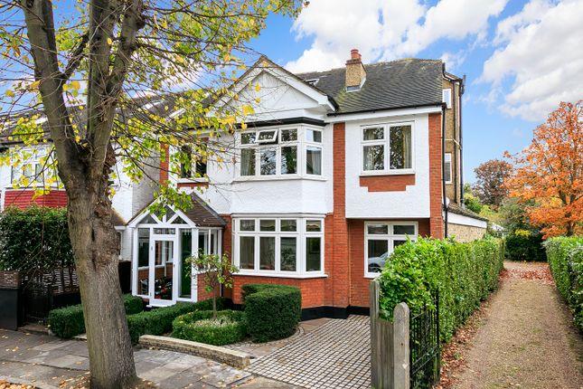 Thumbnail Detached house for sale in West Park Avenue, Kew, Surrey